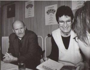 S Petrem Nárožným v Činoherním klubu