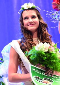 DI1-16 - Z regionu - Miss Kolínska