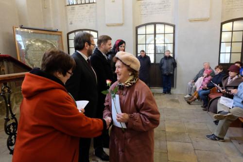 Nejstarší účastnicí úvodního semestru Univerzity volného času v Kolíně byla paní Miroslava Knižáková, která letos oslaví neuvěřitelných 90 let. Hádali byste jí to?