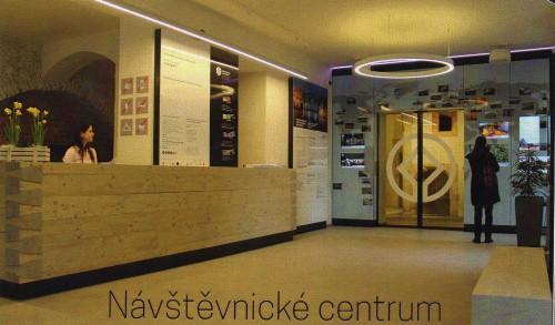 návštěvnické centrum