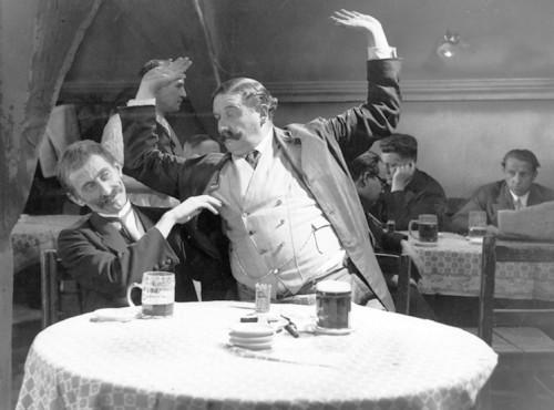 Jindřich Plachta ve filmu Muži v offsidu 2