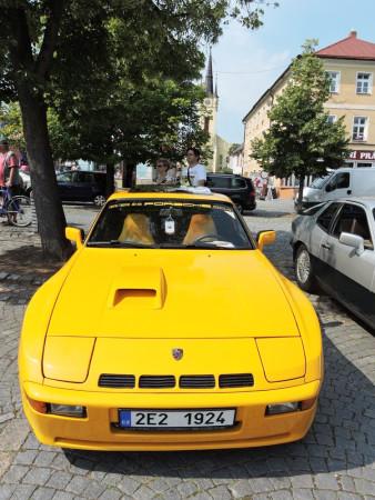 DI8-16 - Z regionu - Sraz Porsche - foto 4