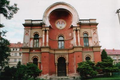 DI9-16 - Z regionu - Den židovských památek - synagoga Čáslav foto 1