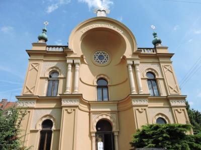 DI9-16 - Z regionu - Den židovských památek - synagoga Čáslav foto 7