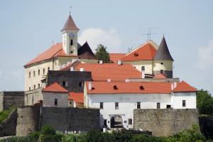 Mukačevo-hrad Palanok