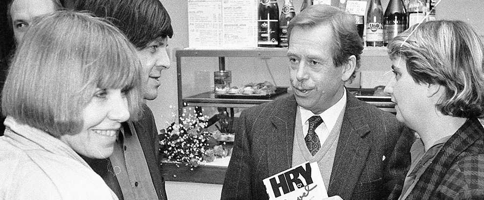 Václav Havel očima druhých
