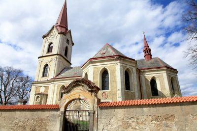 Kostel odjihu