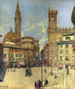 Florencie, 1913