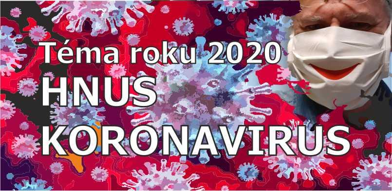 Koronavirus je hnus